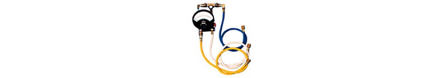 BACKFLOW PREVENTER TEST KIT